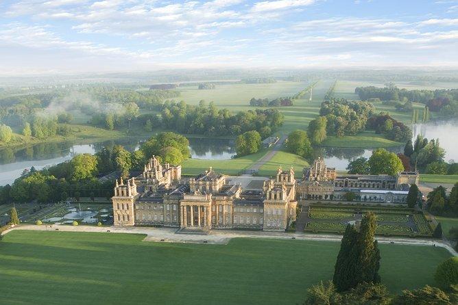 Blenheim Palace - Winston Churchill's birthplace